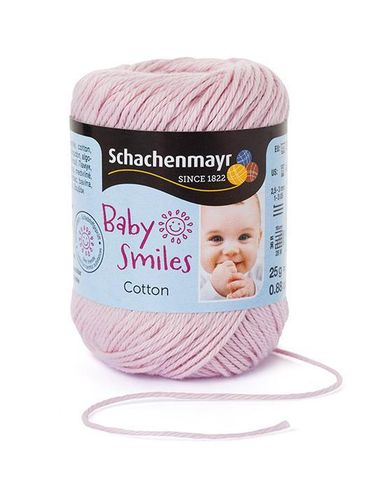 Baby Smiles Cotton